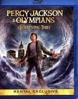 Percy Jackson And The Olympians Lightning Thief Blu Ray