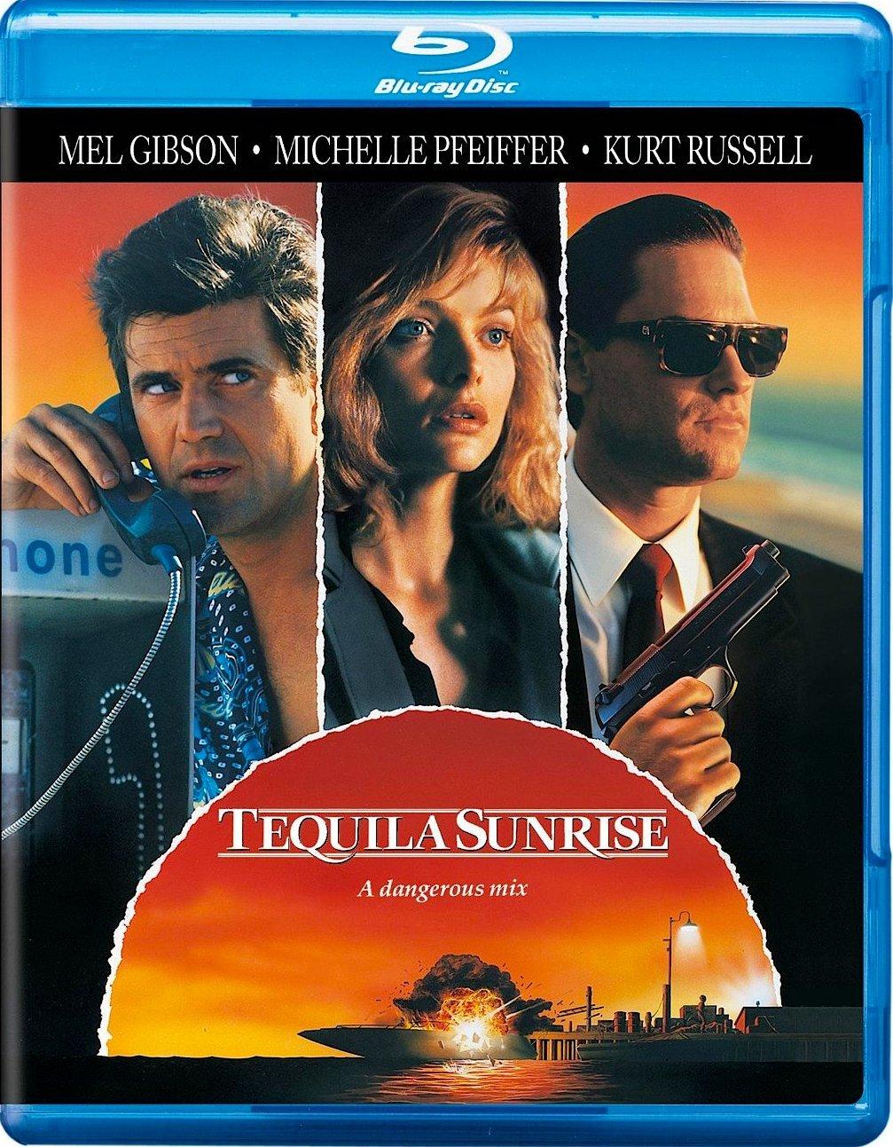 Tequila Sunrise Blu-ray