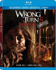 wrong turn 5 bloodlines video