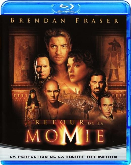 The Mummy Returns 2001 BRRip 480p 300MB Dual Audio In Hindi