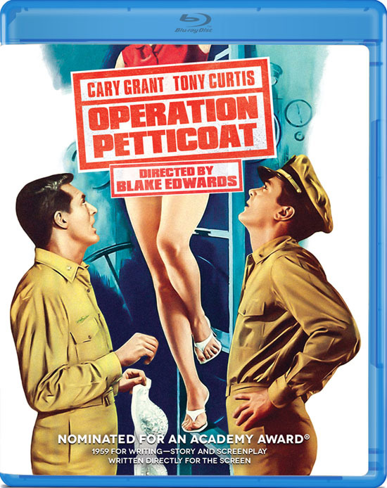 Resultado de imagem para Operation Petticoat bluray