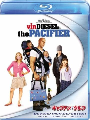 The Pacifier (2005) BRRip 720p 500MB Dual Audio ( Hindi – English ) ESubs MKV