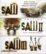 Saw III Blu-ray: Unrated Edition