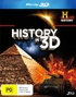 History in 3D (Blu-ray)