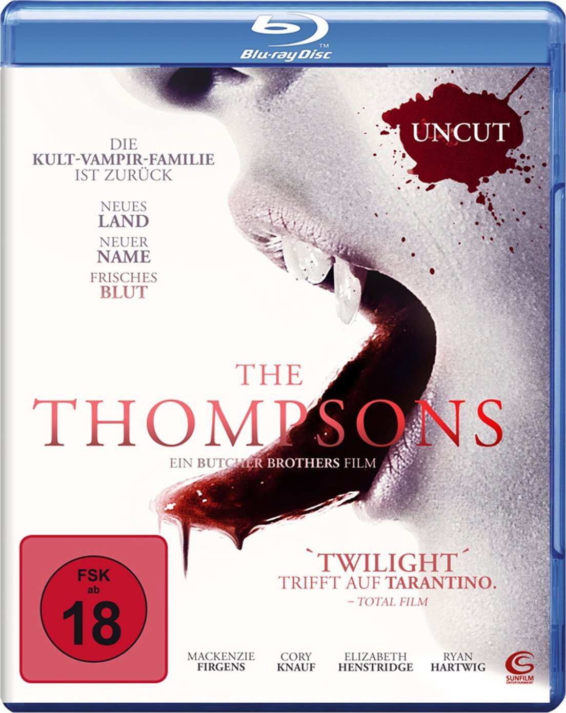 the thompsons (2012) full movie
