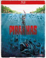 Piranha Blu-ray (United Kingdom)