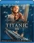 Titanic 3D (Blu-ray)