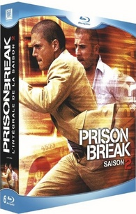 Prison Break: The Complete Season 2 Blu-ray (France)