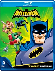 batman the brave and the bold complete series