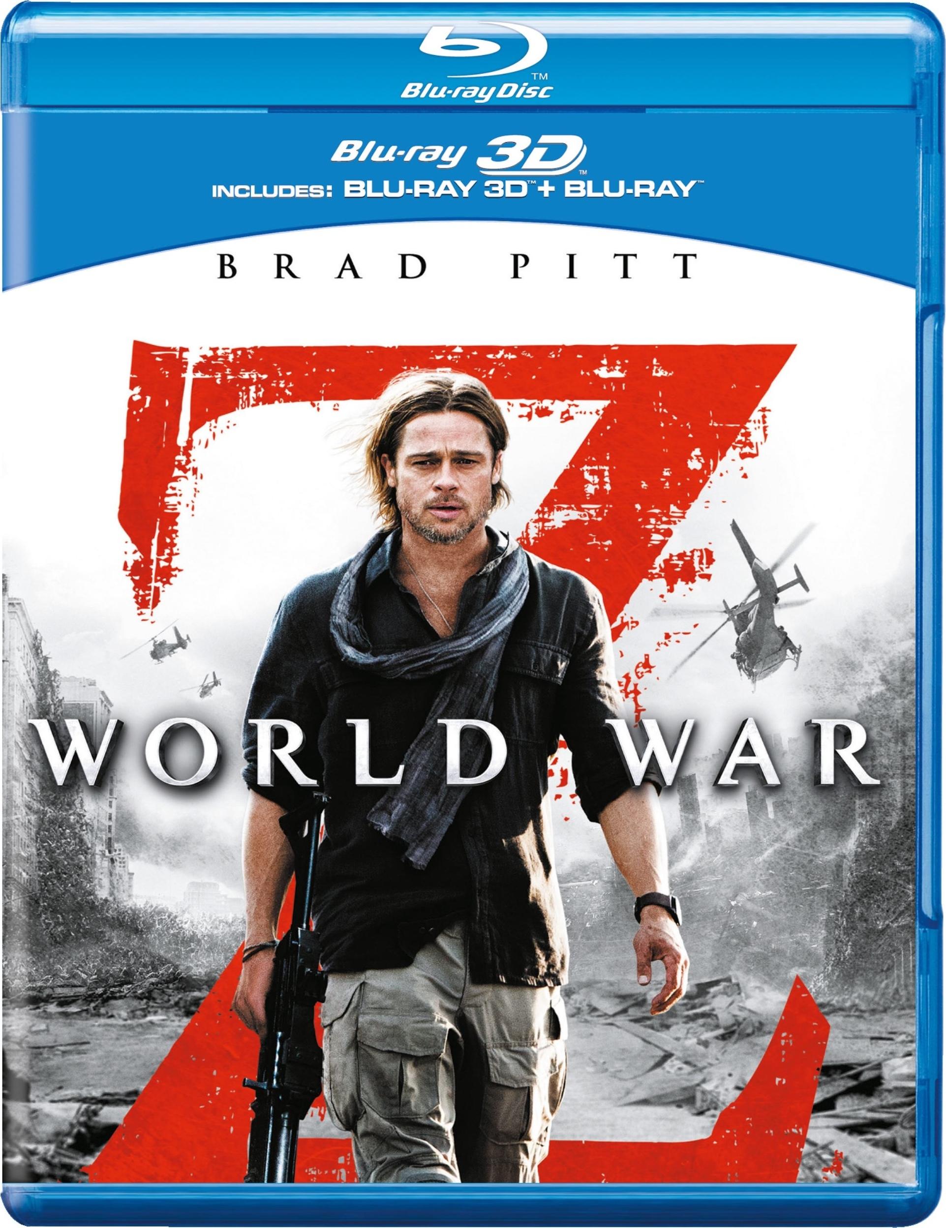 World War Z 2013 UNRATED Dual Audio Hindi 480p BluRay 300MB