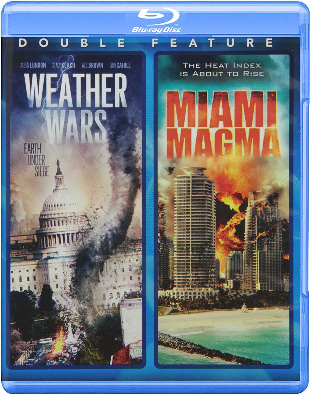 Weather Wars / Miami Magma Blu-ray