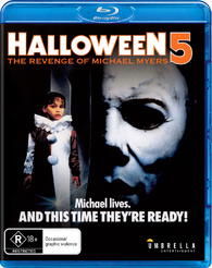 Halloween 5 Blu Ray.Halloween 5 The Revenge Of Michael Myers Blu Ray Australia