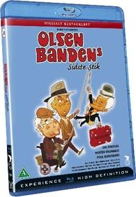 Olsen Bandens Sidste Stik Blu Ray Denmark