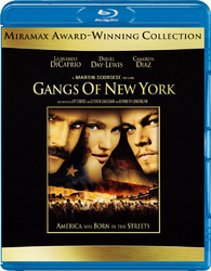 Gangs Of New York Blu Ray Remastered
