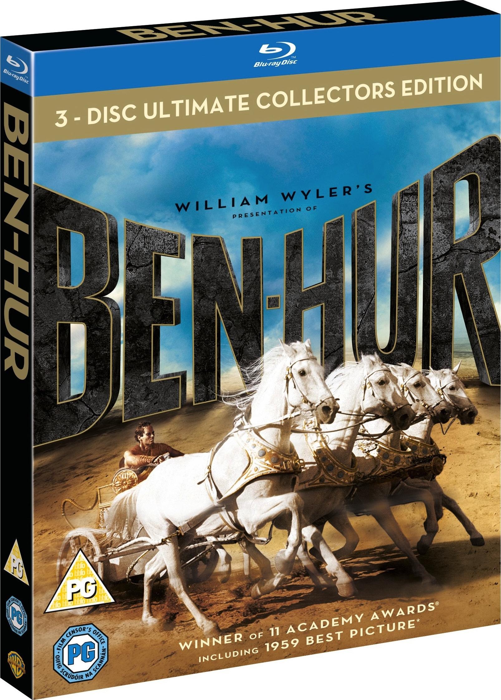 Resultado de imagem para BEN-HUR (1959) bluray