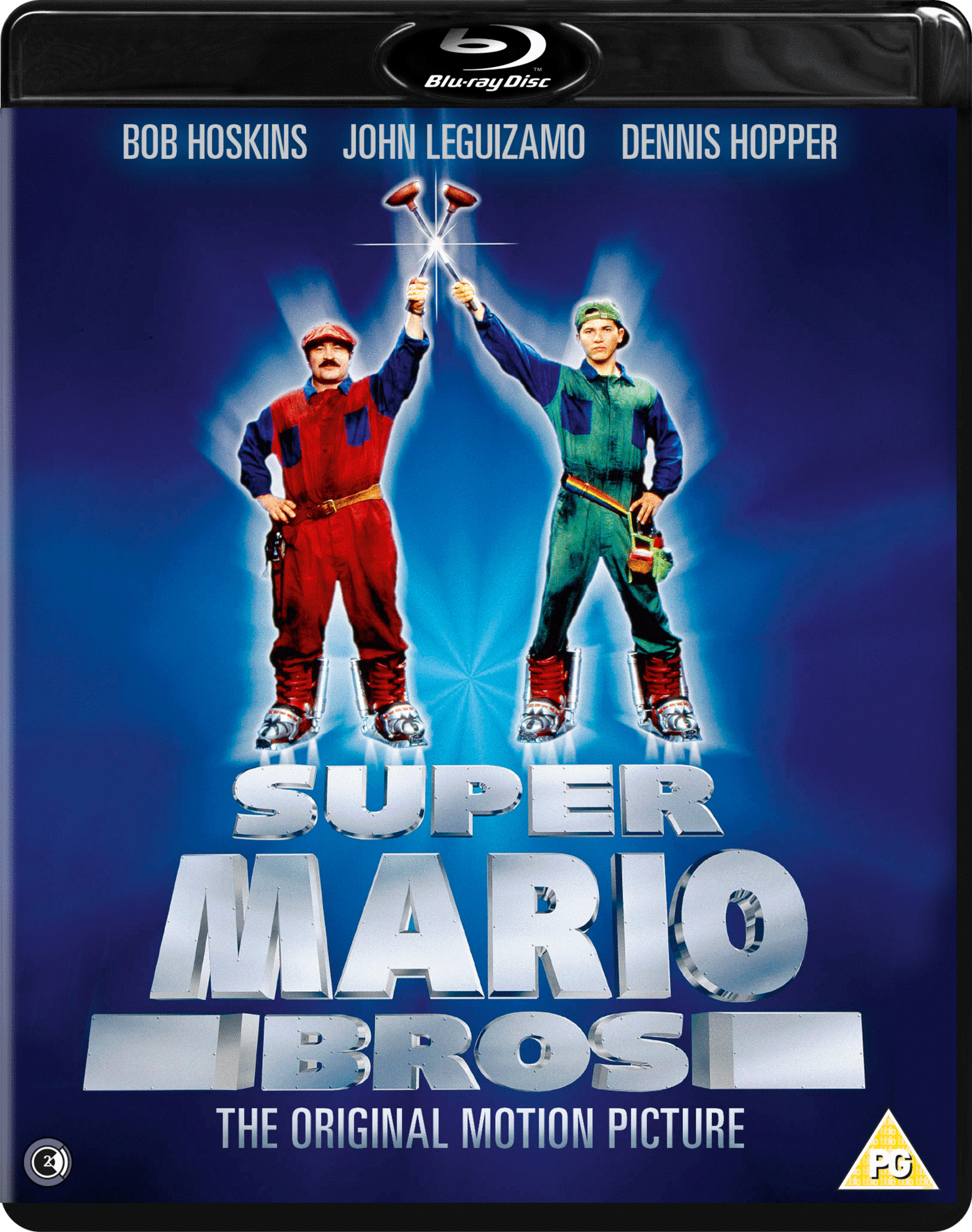 Super Mario Bros. Blu-ray (United Kingdom)