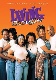 Living Single The Complete Third Season DVD