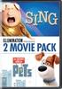 Illumination Presents: 2-Movie Pack (DVD)