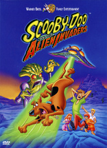 Scooby-Doo and the Alien Invaders DVD 8bbebac28
