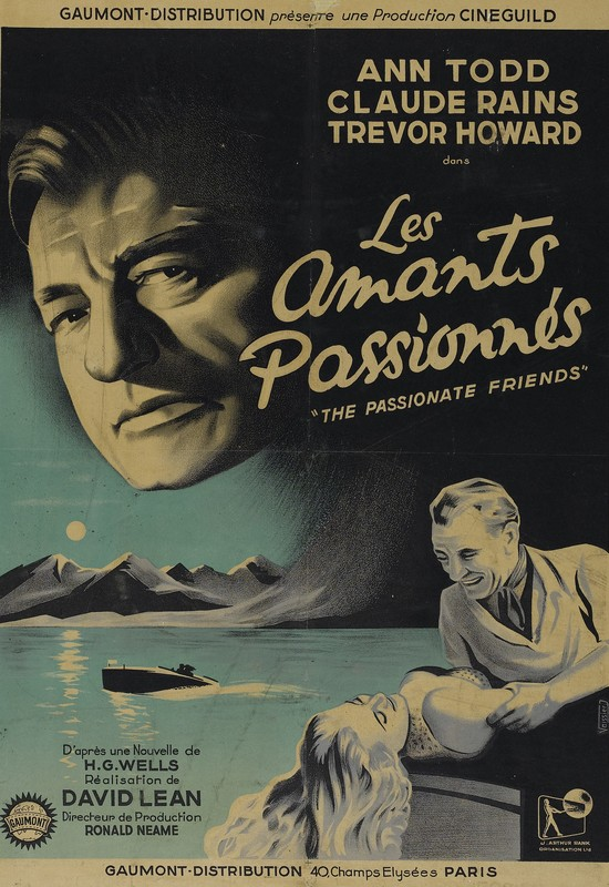 Image result for the passionate friends 1949