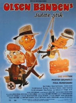 Olsen Bandens Sidste Stik 1998