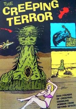 Ползущий ужас / Таящийся ужас / The Creeping Terror (1964) DVDRip | L1