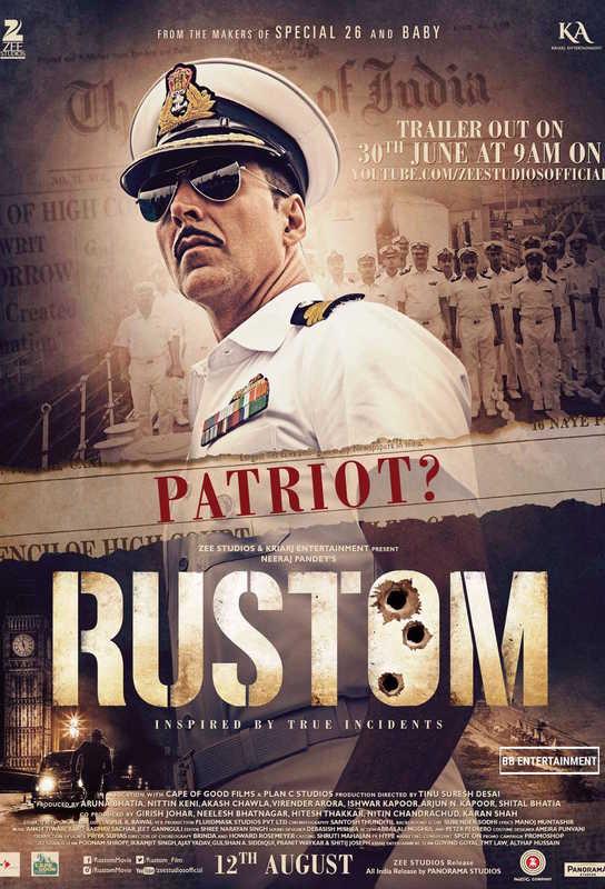 Rustom (2016)