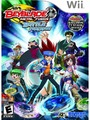 Beyblade Metal Fusion: Battle Fortress (Wii)