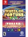 America's Greatest Game Shows: Wheel of Fortune & Jeopardy! (Switch)