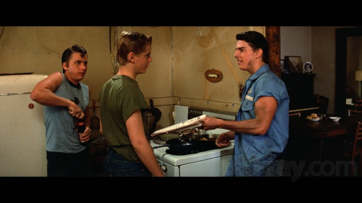 the outsiders the complete novel blu ray