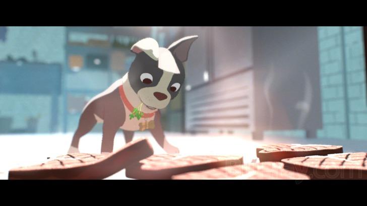Walt Disney Animation Studios Short Films Collection Blu Ray