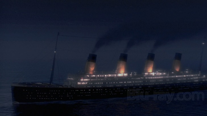 The Titanic: The Complete Mini-Series Event Blu-ray