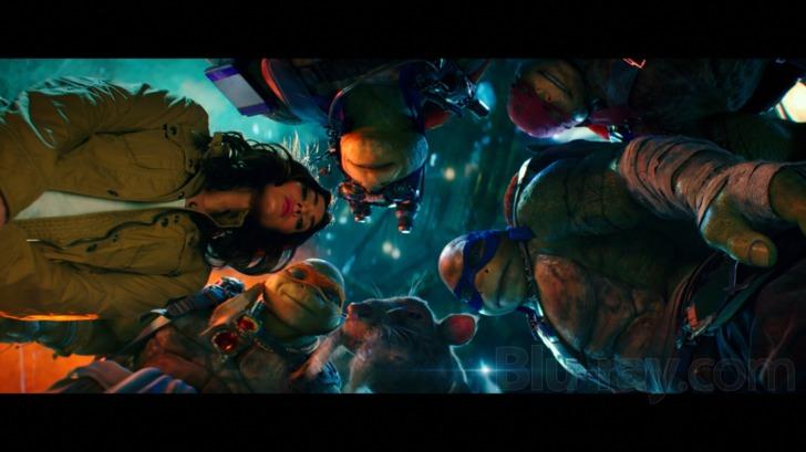 teenage mutant ninja turtles out of the shadows 3d blu ray