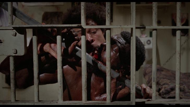 Penitentiary Blu-ray