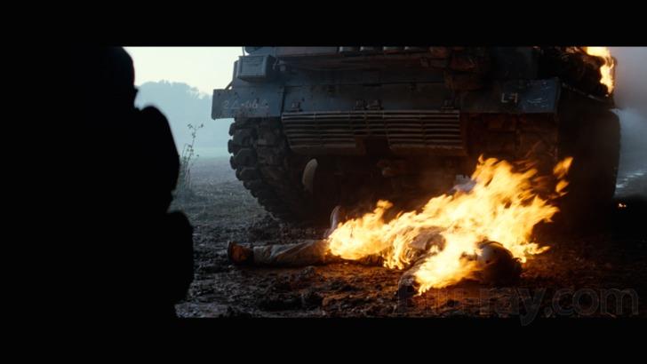 Fury 4K Blu-ray