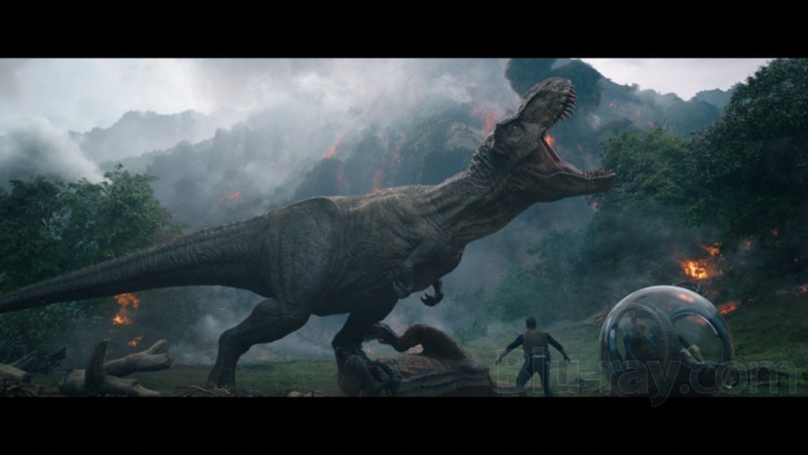 Jurassic World: Fallen Kingdom 3D Blu-ray