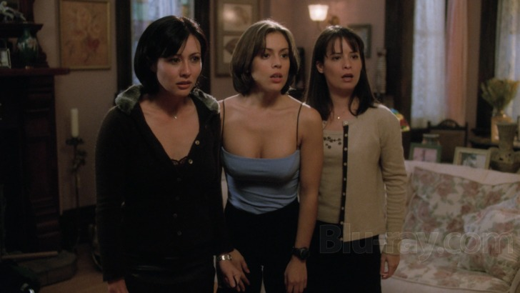 Charmed: The Complete First Season Blu-ray