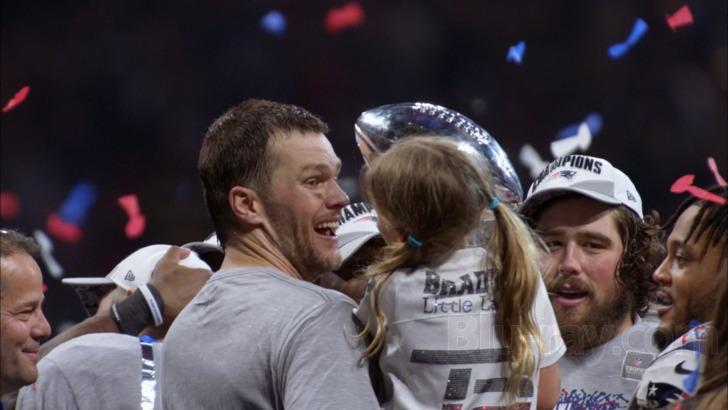 NFL Super Bowl LIII Champions: New England Patriots Blu-ray