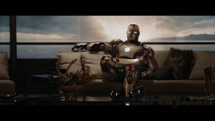 Iron Man 3 4K Blu-ray