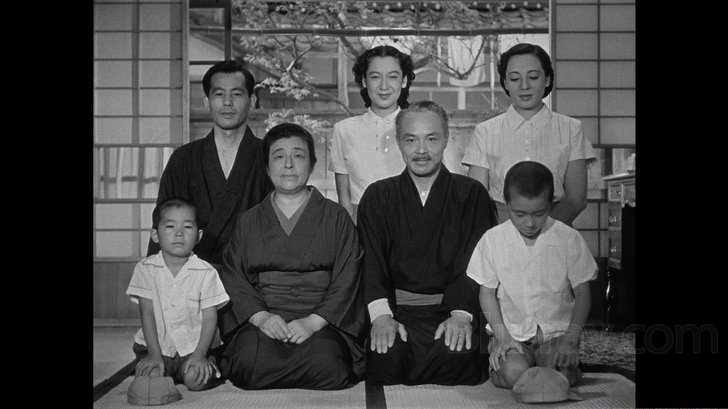Image result for early summer ozu