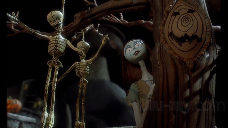 the nightmare before christmas 3d blu ray special features and extras - Nightmare Before Christmas 3d