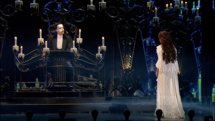 the phantom of the opera at the royal albert hall bluray