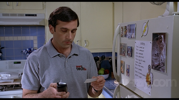 The 40 Year Old Virgin Blu Ray Overall Score And Recommendation