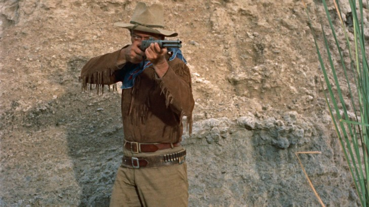 Image result for Hondo cinematography 1953