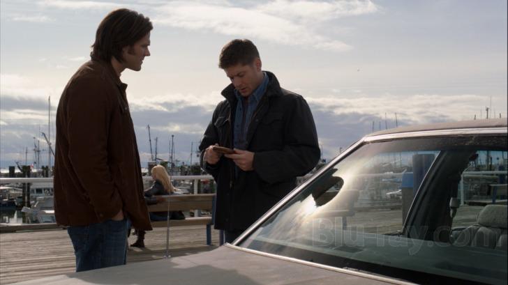 Supernatural: The Complete Seventh Season Blu-ray
