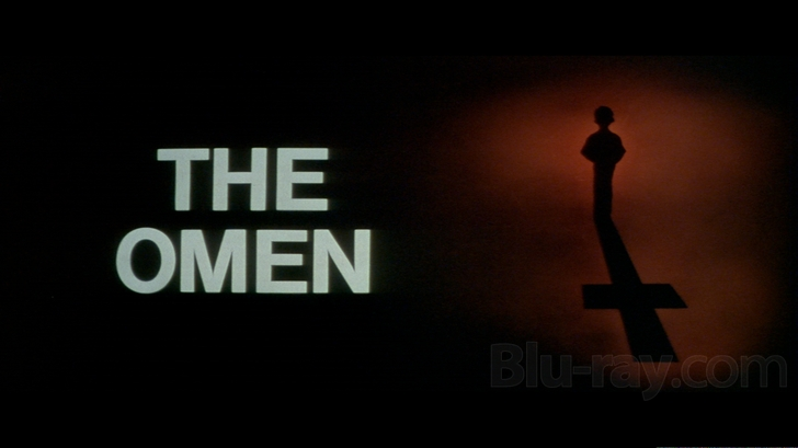 The Omen Collection Blu-ray: The Omen, Damien: Omen II, The Final