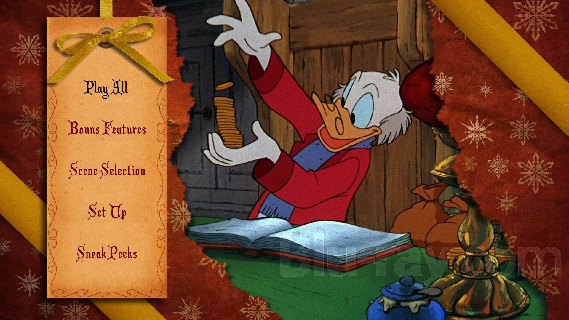 mickeys christmas carol 1983 winnie the pooh a very merry pooh year 2002 page 17 blu ray forum - Mickeys Christmas Carol Blu Ray