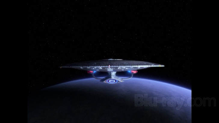 Star Trek: The Next Generation, Season 5 Blu-ray