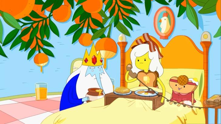 Adventure Time season 2 complete